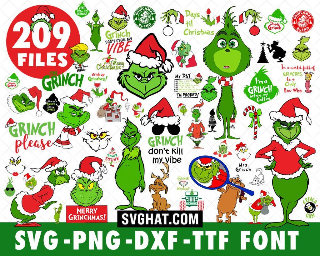 Grinch Svg Files Bundle For Cricut Silhouette Grinch Face Svg Grinch Hand Svg The Grinch Svg Grinch Bundle Svg Christmas Grinch Svg Files Grinch Christmas Svg Cut File Grinch Face Shirts