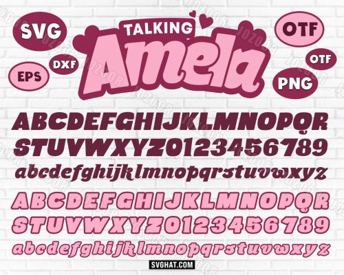 Talking Tom Angela Font SVG Files Bundle for Cricut, Silhouette, Talking Angela font, Talking Tom Font Birthday SVG, Cartoon Font, Font for Cricut, Color SVG Font, Color Font, SVG Fonts, talking angela, talking angela font, angela font, talking tom fonts, talking tom SVG, SVG font, birthday SVG, talking friends, color font, SVG fonts, talking tom, Cricut fonts, kids font, talking tom and friends font, talking tom and friends SVG, talking tom cat font SVG, talking tom SVG for Cricut, Talking Tom Angela Font SVG files, Talking Tom Angela Font cut files, talking tom and friends font, graphik font, Talking Angela Fonts